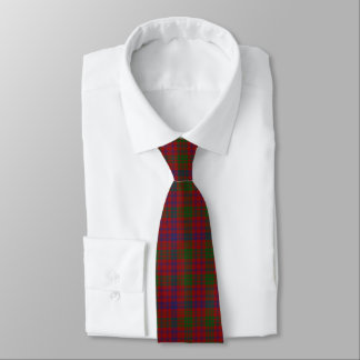Clan Ross Plaid Neck Tie
