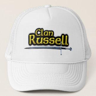 Clan Russell Scottish Inspiration Trucker Hat