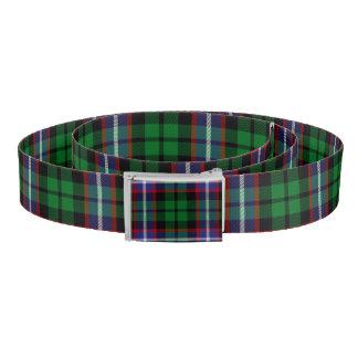Clan Russell Tartan Belt