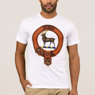 Clan Scott Family Crest and Targe T-Shirt