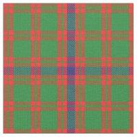 Clan Skene Scottish Tartan Plaid Fabric