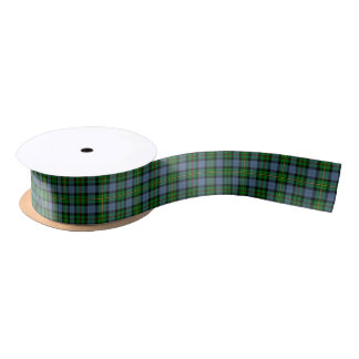 Clan Smith Tartan Satin Ribbon