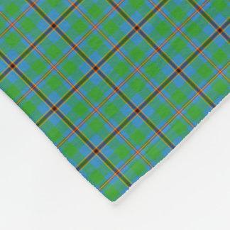 Clan Snodgrass Tartan Fleece Blanket