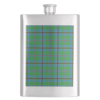 Clan Snodgrass Tartan Hip Flask