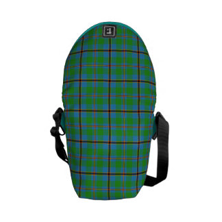Clan Snodgrass Tartan Messenger Bag