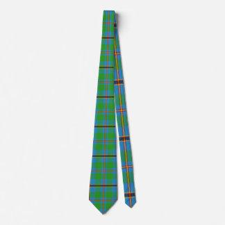 Clan Snodgrass Tartan Tie