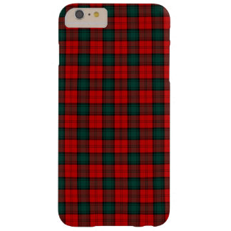 Clan Stewart del tartán de Atholl Funda De iPhone 6 Plus Barely There