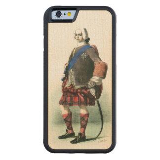 Clan Stewart Funda De iPhone 6 Bumper Arce