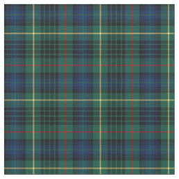 Clan Stewart Hunting Tartan Fabric