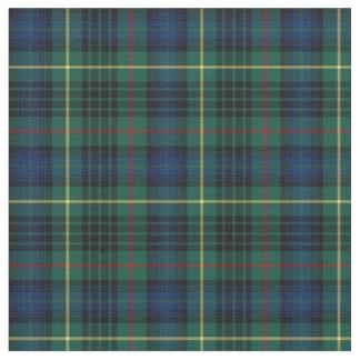 Clan Stewart Hunting Tartan Fabric