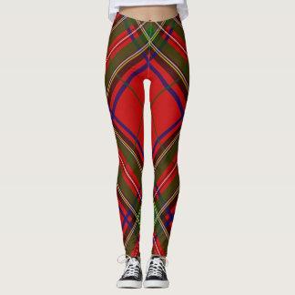 Clan Stewart Tartan Extra Large - Leggings