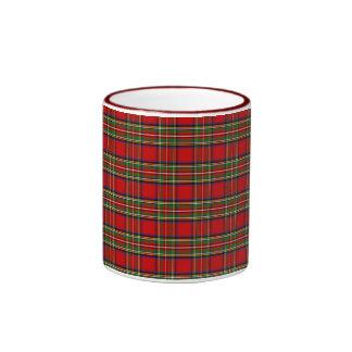 Clan Stewart Tartan Coffee Mug