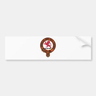 Clan Stuart of Bute Bumper Sticker