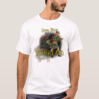 Clan Sutherland Highland Games Shirts