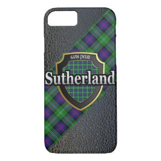 Clan Sutherland Scottish Celebration iPhone 8/7 Case