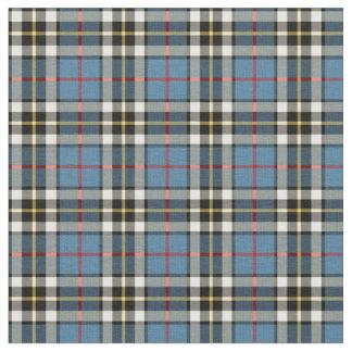 Clan Thompson Blue Dress Tartan Fabric