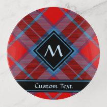 Clan Thompson Tartan Trinket Trays