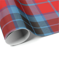 Clan Thompson Tartan Wrapping Paper