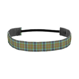 Clan Thomson Tartan Athletic Headband