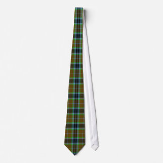 Clan Thomson Tartan Tie