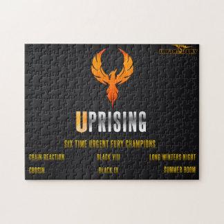 Clan Uprising Puzzle