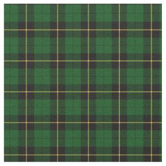 Clan Wallace Hunting Tartan Fabric