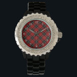 """Clan Wallace Tartan Dream Watch<br><div class=""""desc"""">Celebrate the great Scottish Clan Wallace with this handsome tartan design.</div>"""