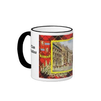 Clan Wallace, tartan mug