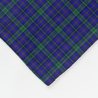Clan Weir Tartan Fleece Blanket