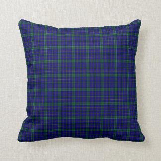Clan Weir Tartan Throw Pillows