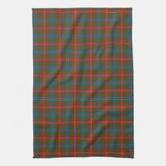 Clan Wilson Tartan Towel