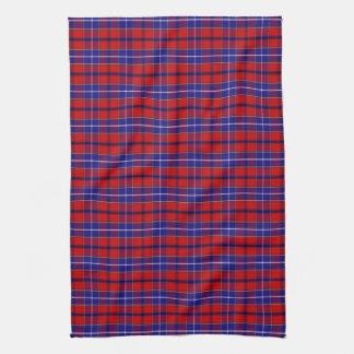 Clan Wishart Dress Tartan Kitchen Towel