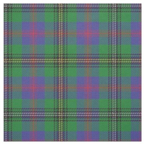 Clan Wood Scottish Tartan Plaid Fabric