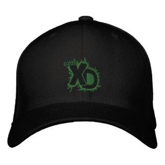 Clan XD Logo Scene Fixed Cap