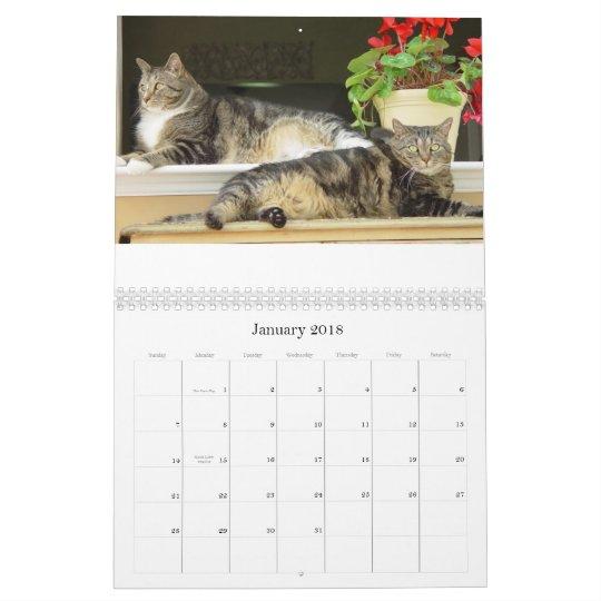 Clancey2 Calendar