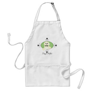 Clancey Fancy Pants Adult Apron