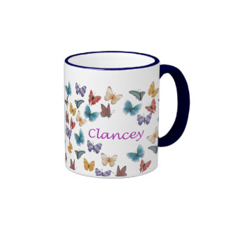 Clancey Ringer Coffee Mug