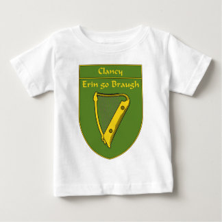 Clancy 1798 Flag Shield Baby T-Shirt