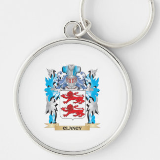 Clancy Coat of Arms - Family Crest Key Chain