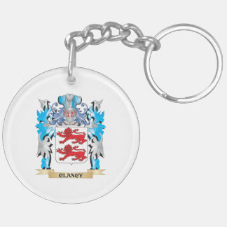 Clancy Coat of Arms - Family Crest Acrylic Keychain