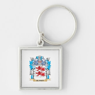 Clancy Coat of Arms - Family Crest Keychain