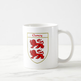 Clancy Coat of Arms/Family Crest Classic White Coffee Mug