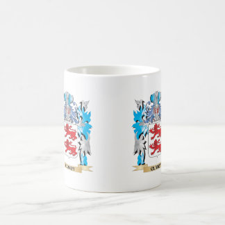 Clancy Coat of Arms - Family Crest Classic White Coffee Mug