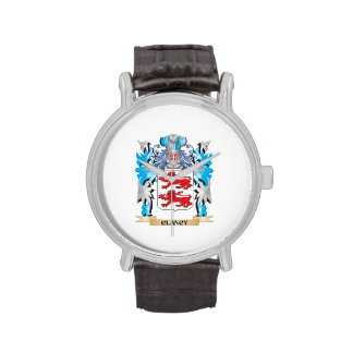 Clancy Coat of Arms - Family Crest Watches