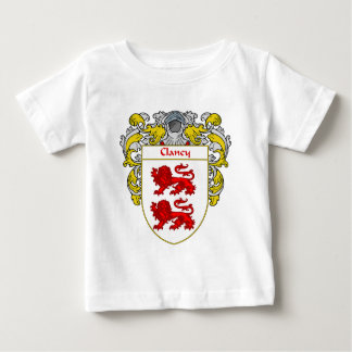 Clancy Coat of Arms (Mantled) Baby T-Shirt