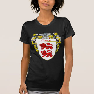 Clancy Coat of Arms (Mantled) T-Shirt