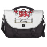 Clancy Family Crest Bag For Laptop