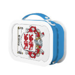 Clancy Family Crest Lunch Box