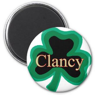 Clancy Family Fridge Magnets