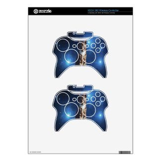 Clancy the Space Cat Xbox 360 Controller Skin
